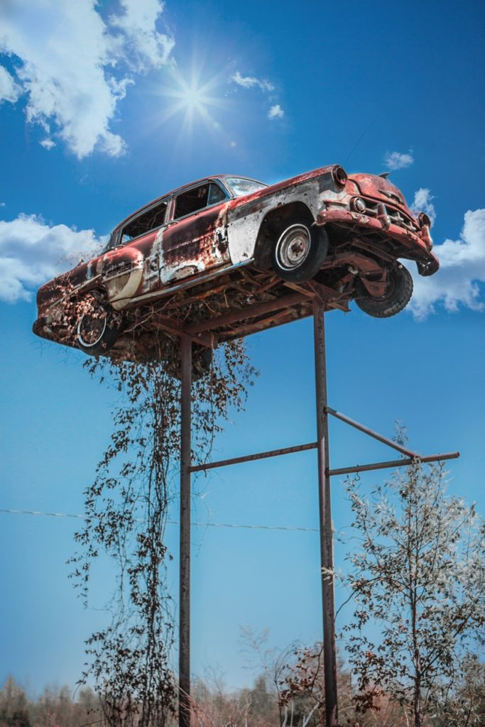 Sky Car - Justin Driscoll