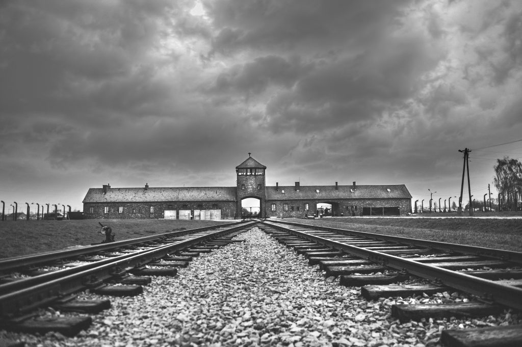 The Saddest Place on Earth, Auschwitz - Birkenau Memorial and Museum, Poland, Justin Driscoll