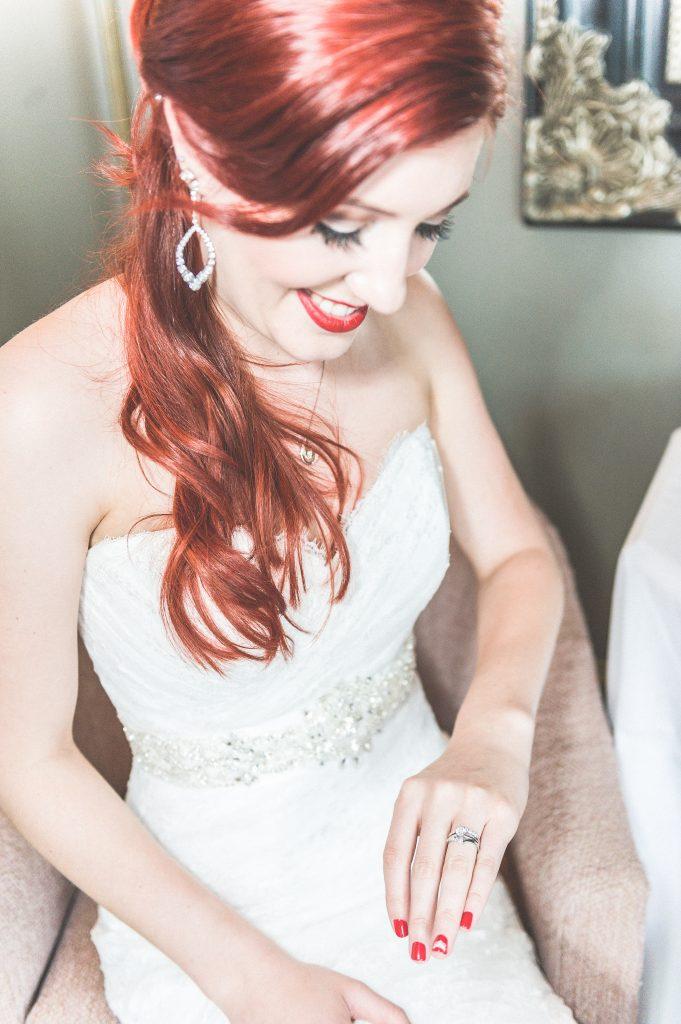 Rings - Charlotte NC - Charlotte - Wedding Photography - Wedding Photos - Justin Driscoll