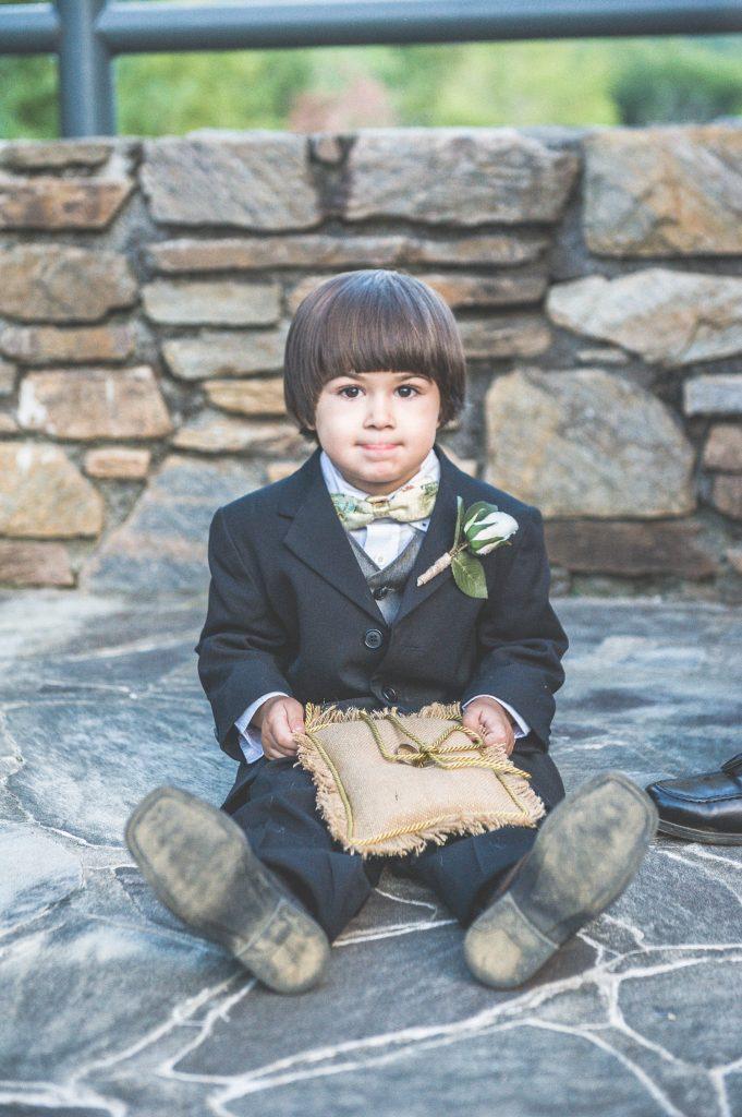 Lil Man - Asheville - Asheville NC - Wedding Photography - Wedding Photos - Justin Driscoll