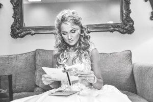 Letter - Noda - Heist - Heist Brewing - Charlotte NC - Charlotte - Wedding Photography - Wedding Photos - Justin Driscoll