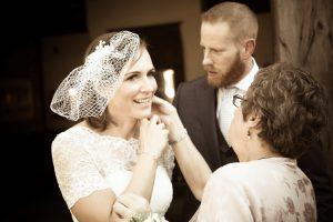 Ear help - Charlotte NC - Charlotte - Wedding Photography - Wedding Photos - Justin Driscoll