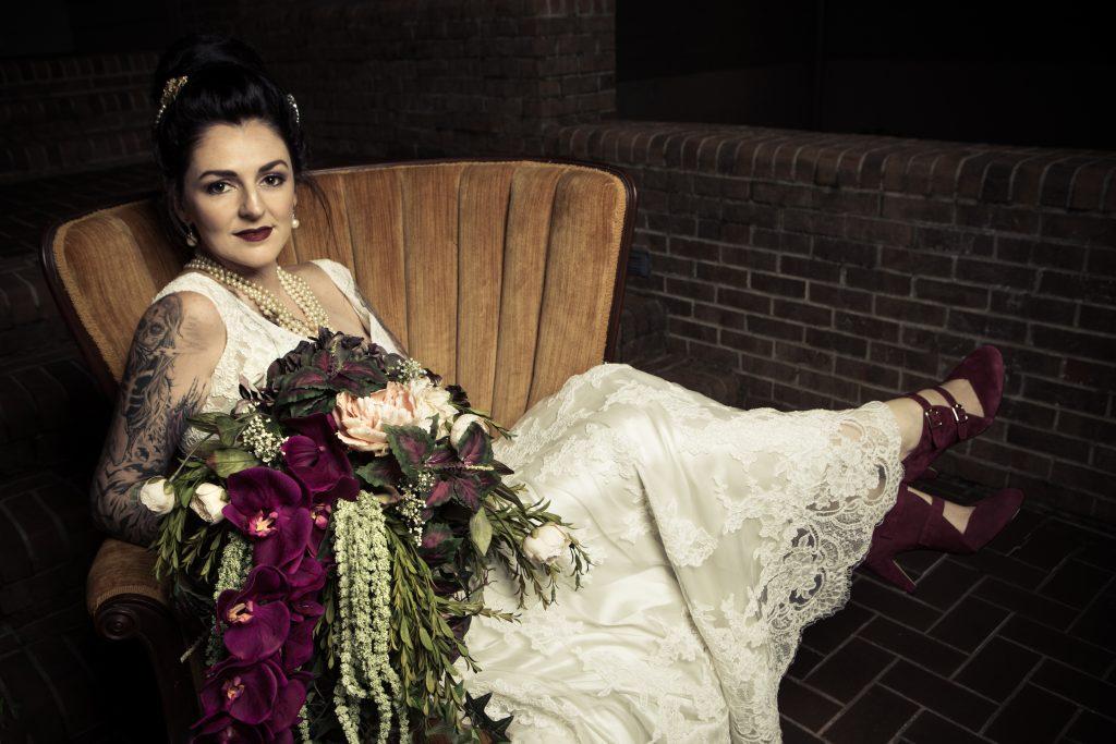 Tattooed Brides - Charlotte NC - Charlotte - Wedding Photography - Wedding Photos - Justin Driscoll