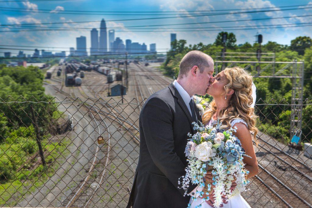 Noda Heist - Charlotte NC - Charlotte - Wedding Photography - Wedding Photos - Justin Driscoll