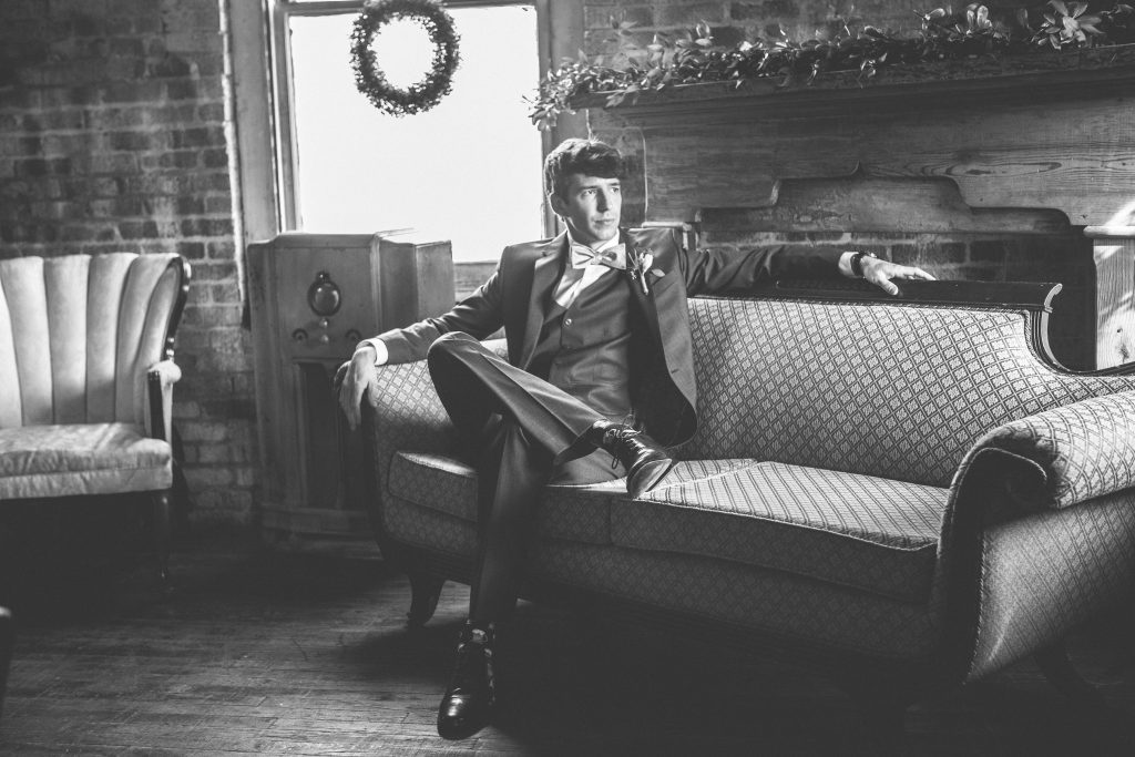Dapper - Charlotte NC - Charlotte - Wedding Photography - Wedding Photos - Justin Driscoll